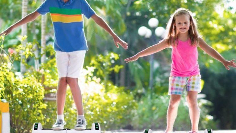 Skateboards and Hoverboards