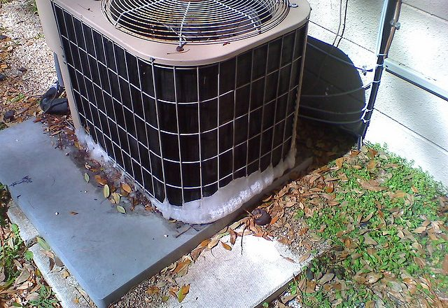Air Conditioning Coils Cleaned Regularly